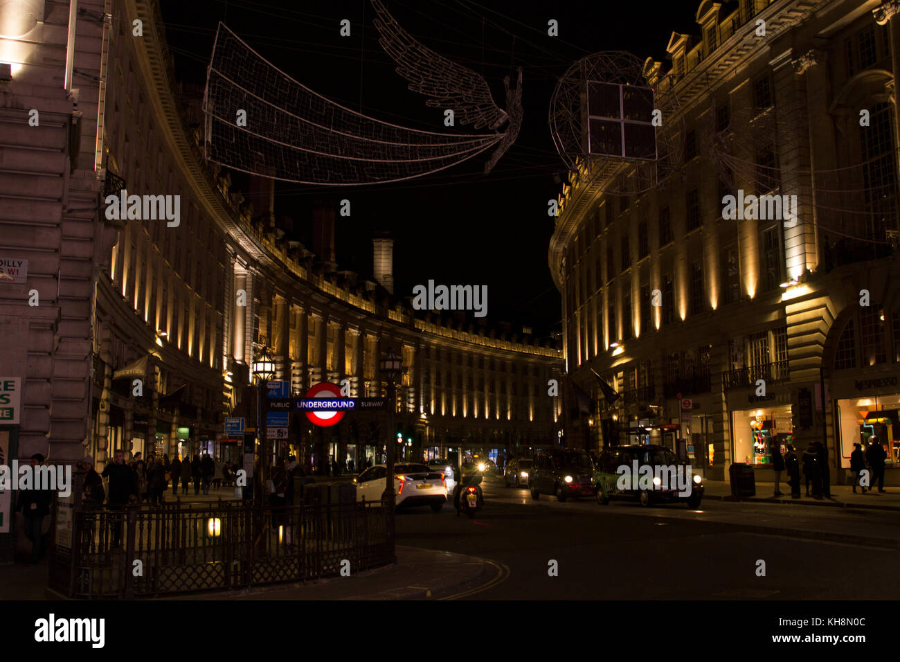 Streets of London - Stock Image