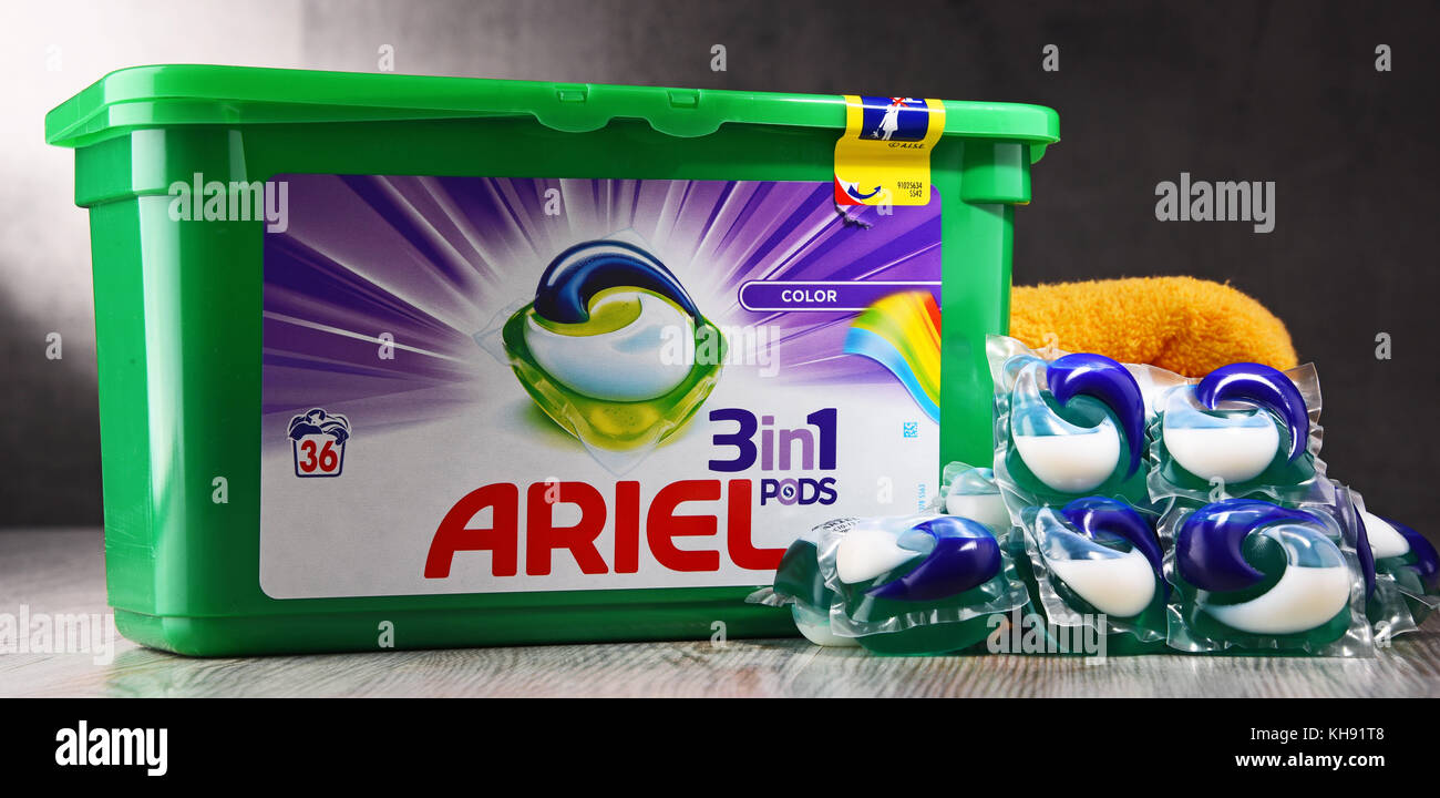 Ariel Detergent Stock Photos & Ariel Detergent Stock Images - Alamy