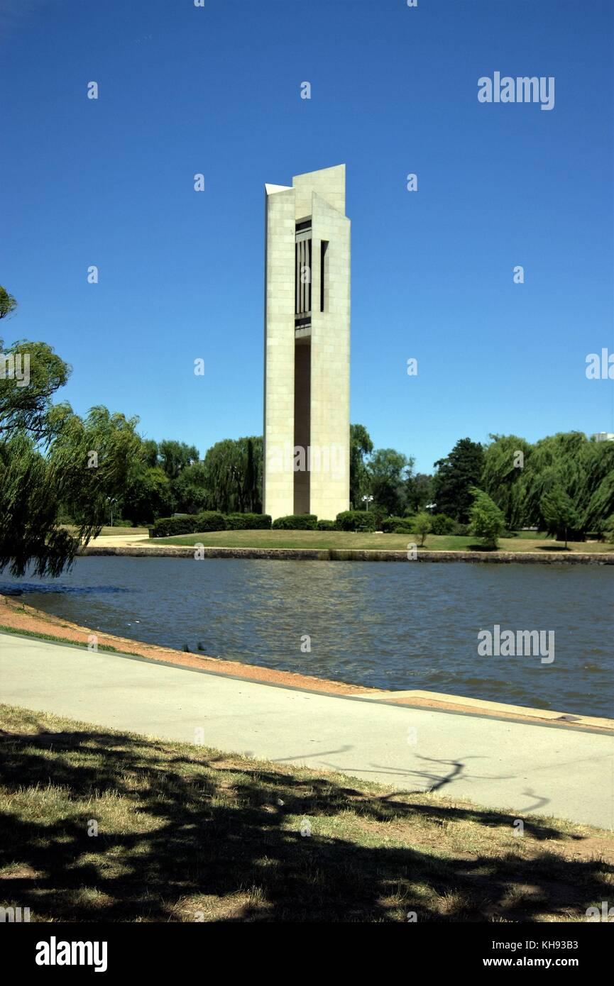 The Carilion Canberra, Australia - Stock Image