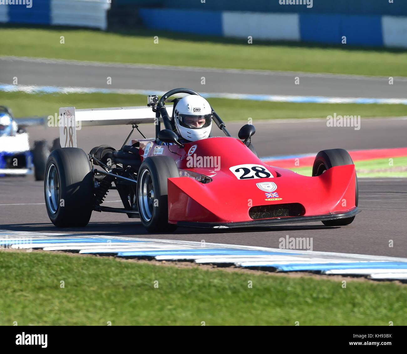 Fraser Collins, Lola T580, Historic Formula Ford 2000, URS Classic ...