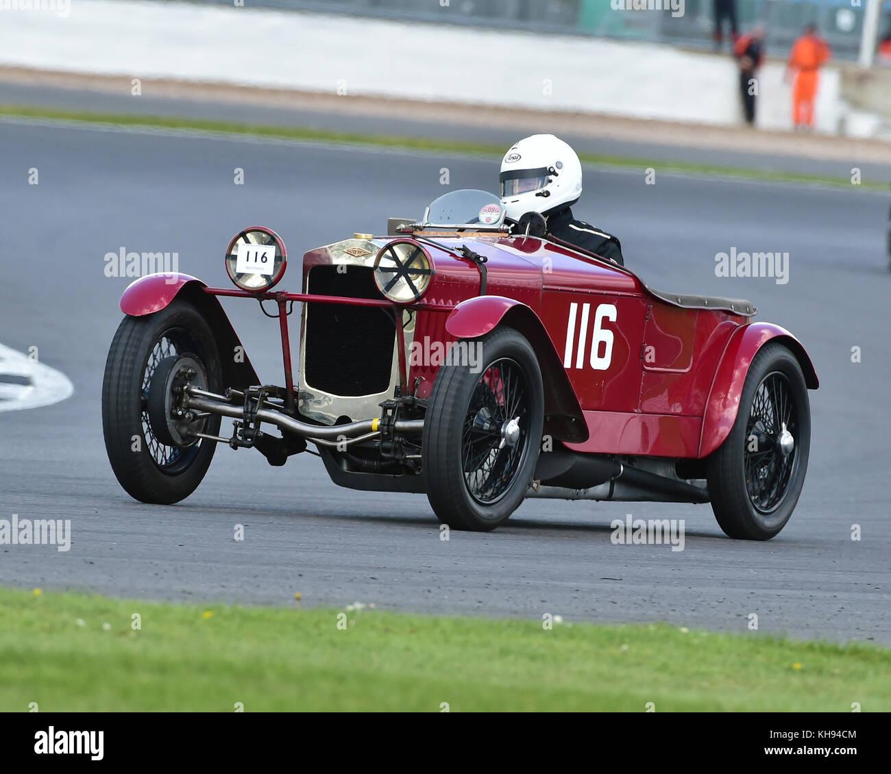 Philip Champion, Frazer Nash Super Sports, Standard & Modified Stock ...