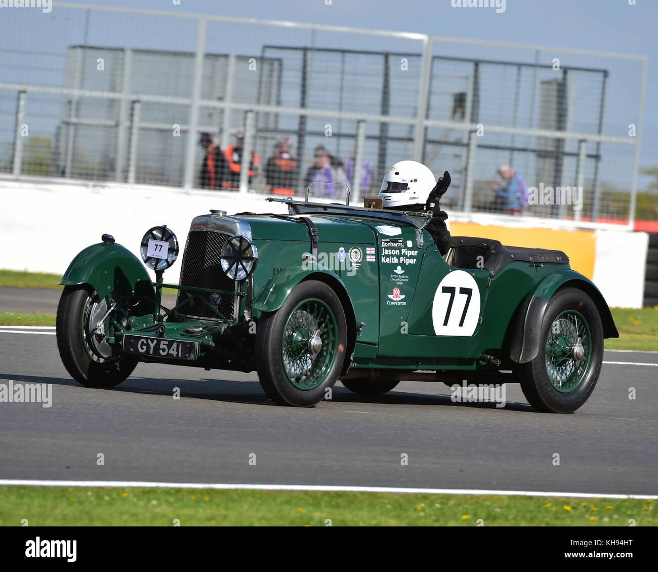 Pre War Cars Racing Vintage Stock Photos & Pre War Cars Racing ...