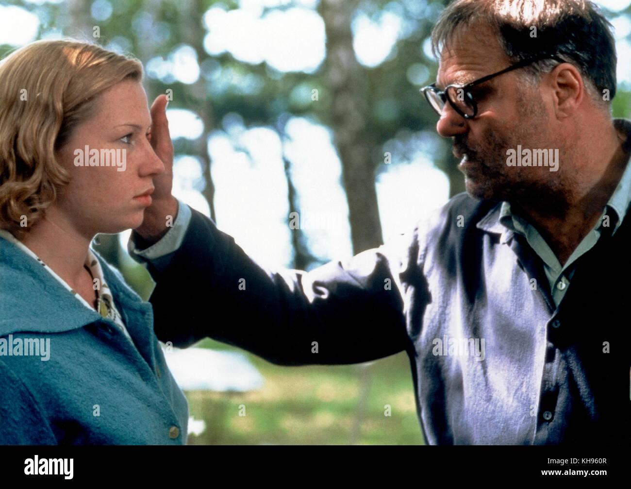 Abschied - Brechts letzter Sommer, Deutschland/Polen 2000, Regie: Jan Schütte, Darsteller: Birgit Minichmayr, Josef Bierbichler Stock Photo