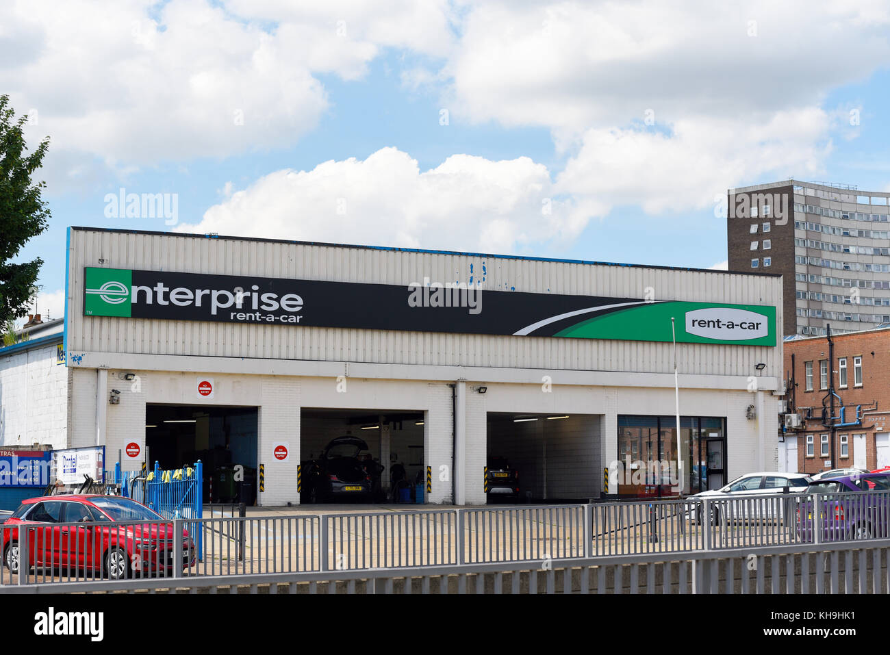 Enterprise Car Hire In Southend On Sea