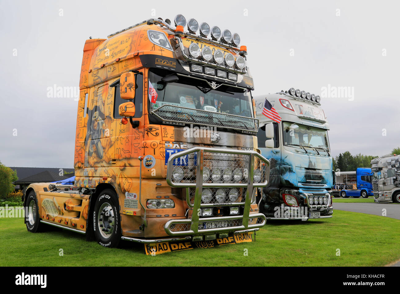 Daf Truck Stock Photos & Daf Truck Stock Images - Alamy
