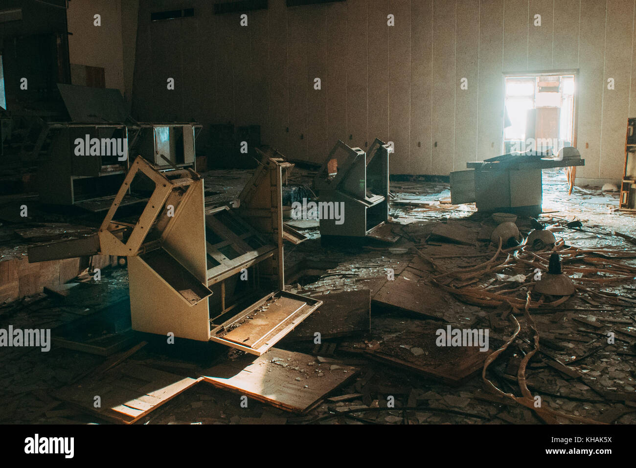 Abandoned Power Plant High Resolution Stock Photography And Images Alamy
