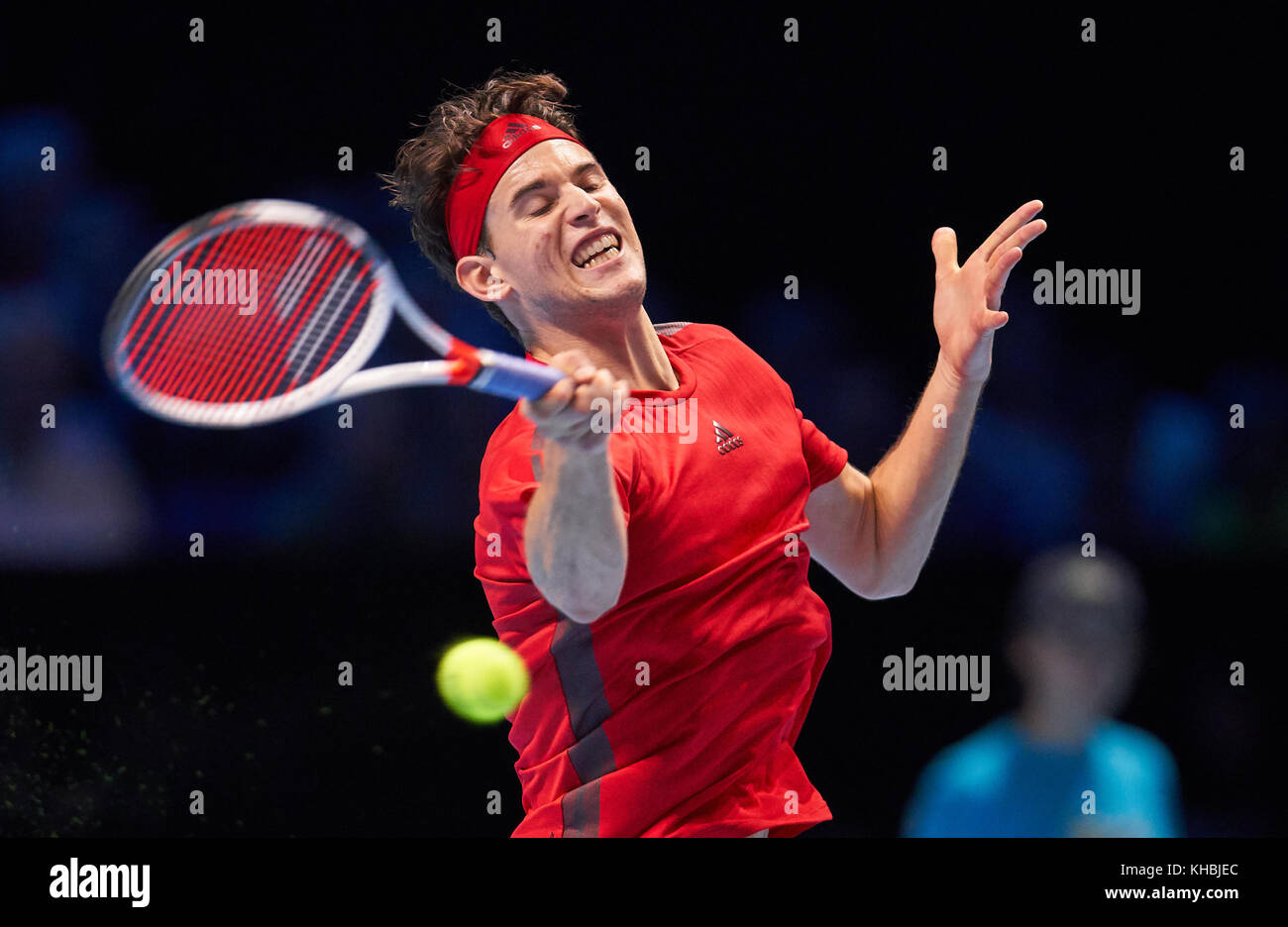 Dominic Thiem Tennis Season High Resolution Stock Photography And Images Alamy