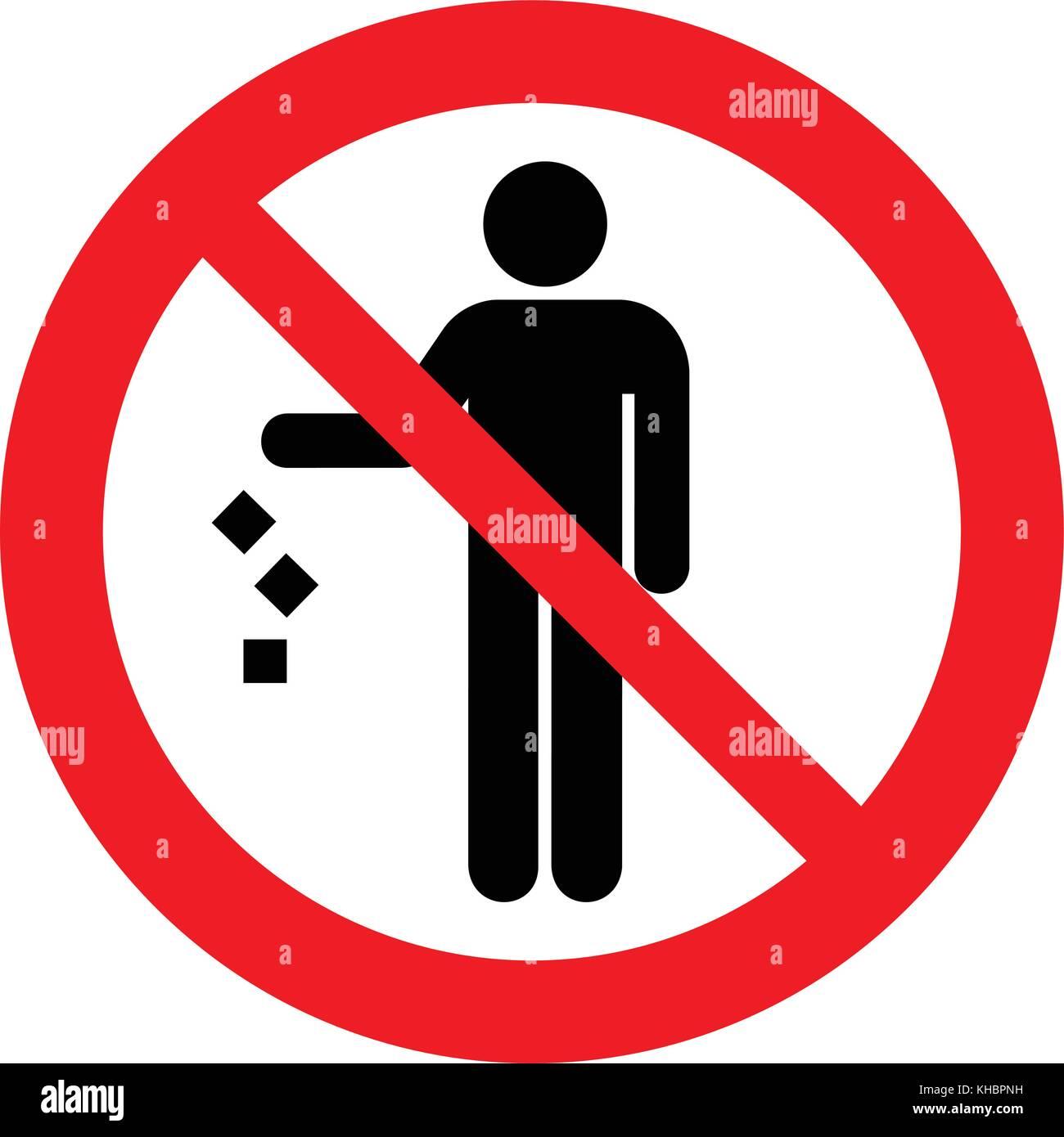 Dont Drop Litter Stock Photos Dont Drop Litter Stock Images Alamy