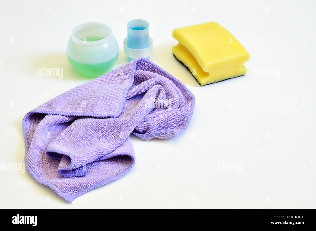 Pink cleaning cloths kasuny shower head