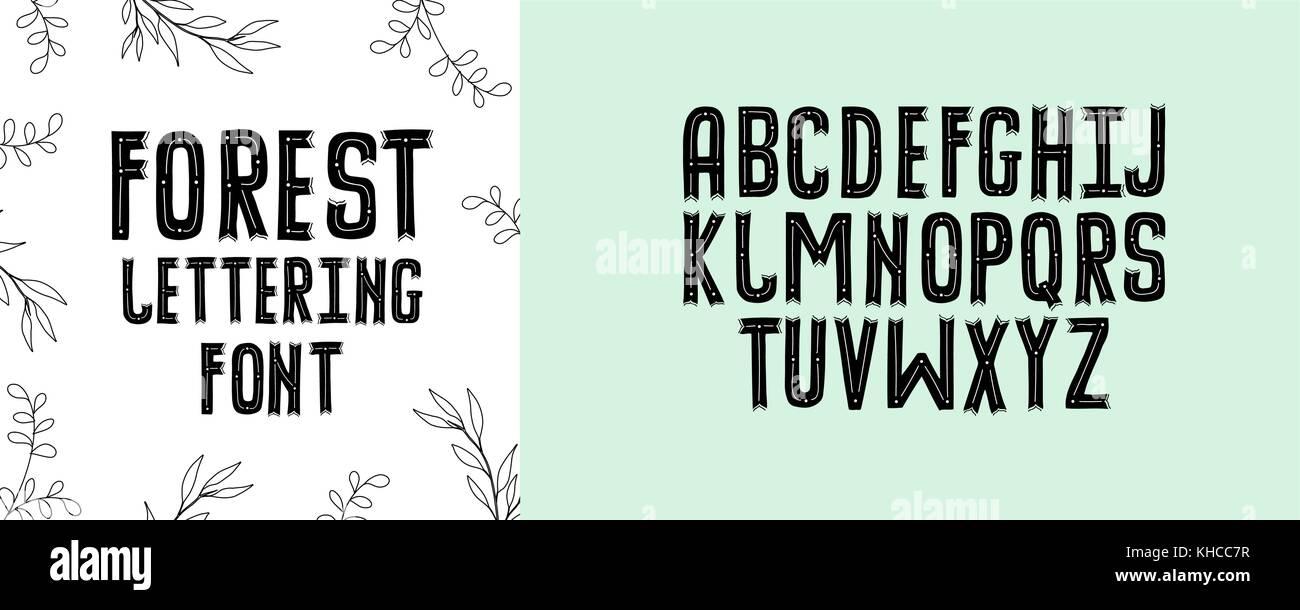 Modern Calligraphy Alphabet Handwritten Brush Letters Hand Lettering Font For Your Design Wedding Logo Slogan Decor Postcard Greeti