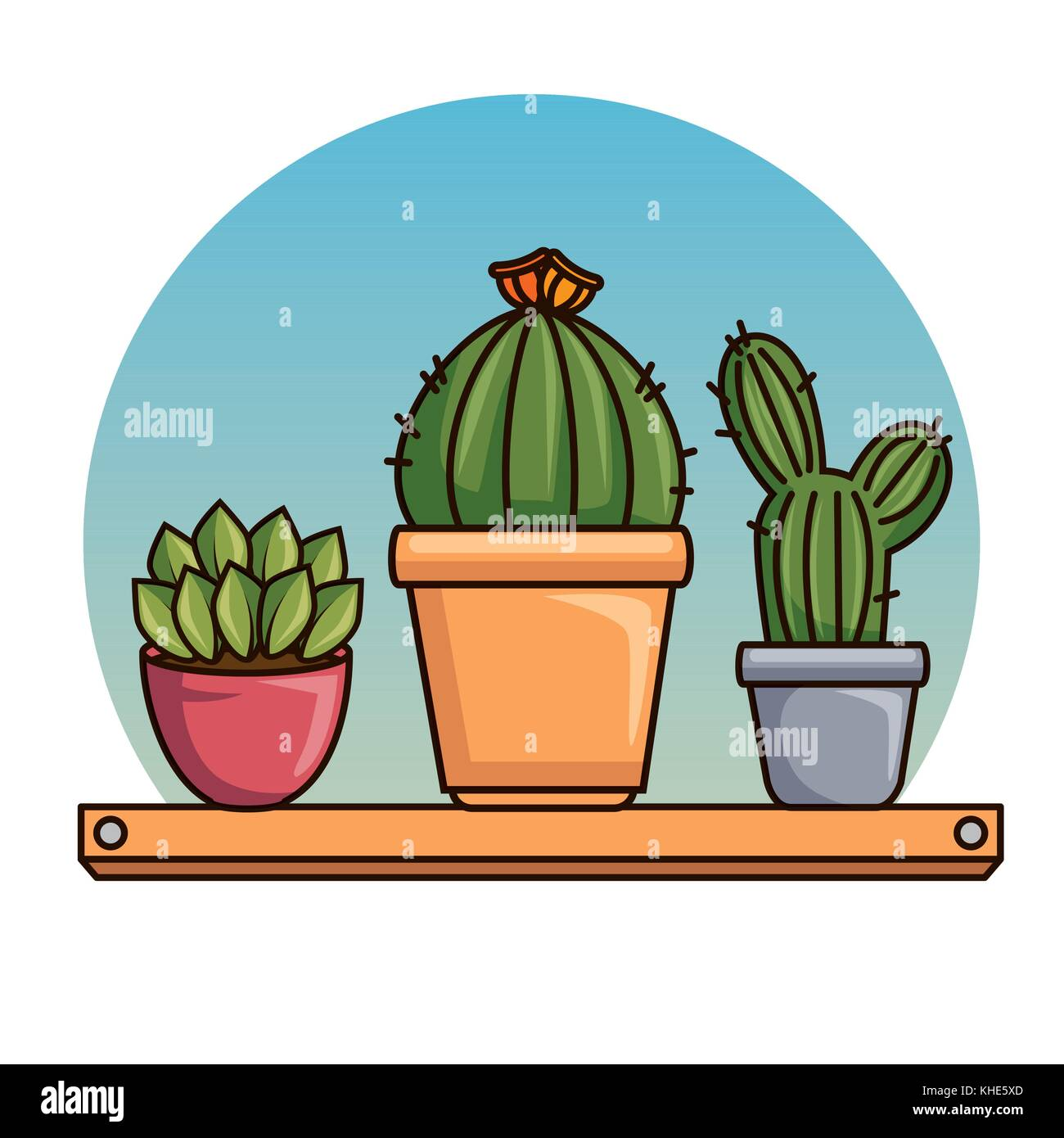 Cactus Cartoon Stock Photos & Cactus Cartoon Stock Images - Alamy