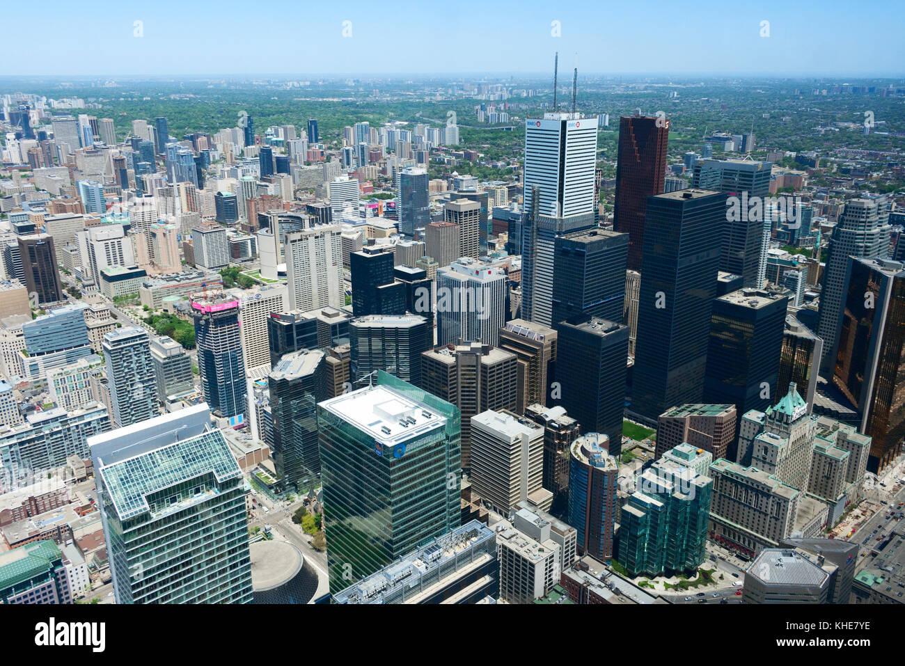 Hotels Toronto Aerial Stock Photos Hotels Toronto Aerial Stock