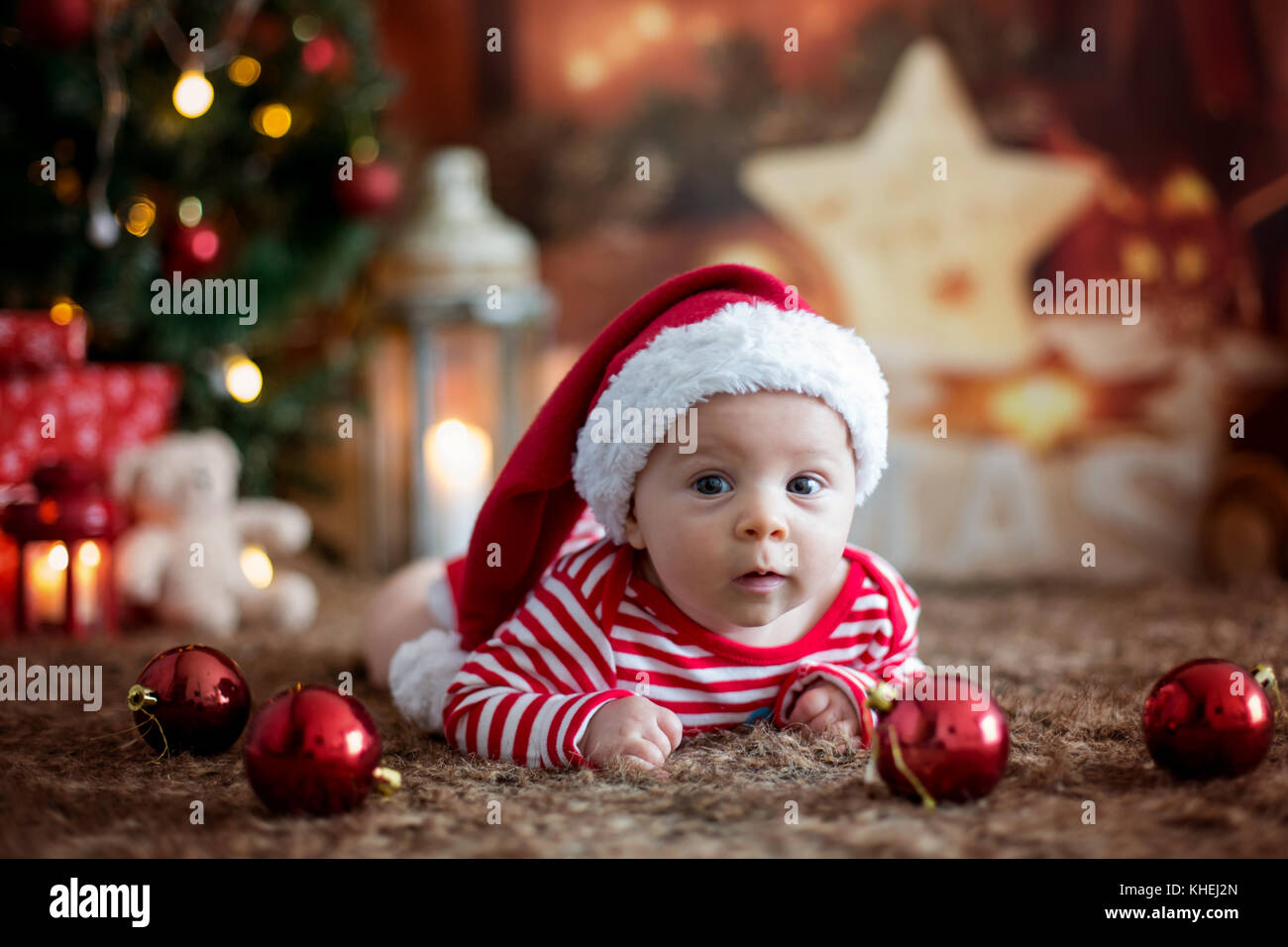 Cute Infant Boy Christmas Outfits