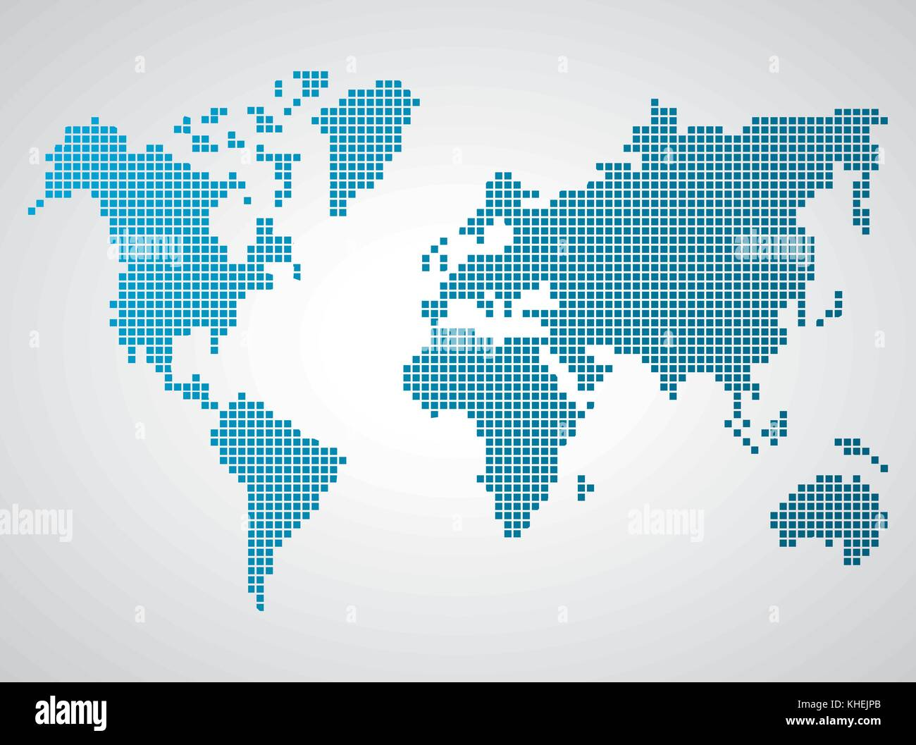 World map squares vector illustration stock photos world map world map silhouette stock image gumiabroncs Choice Image