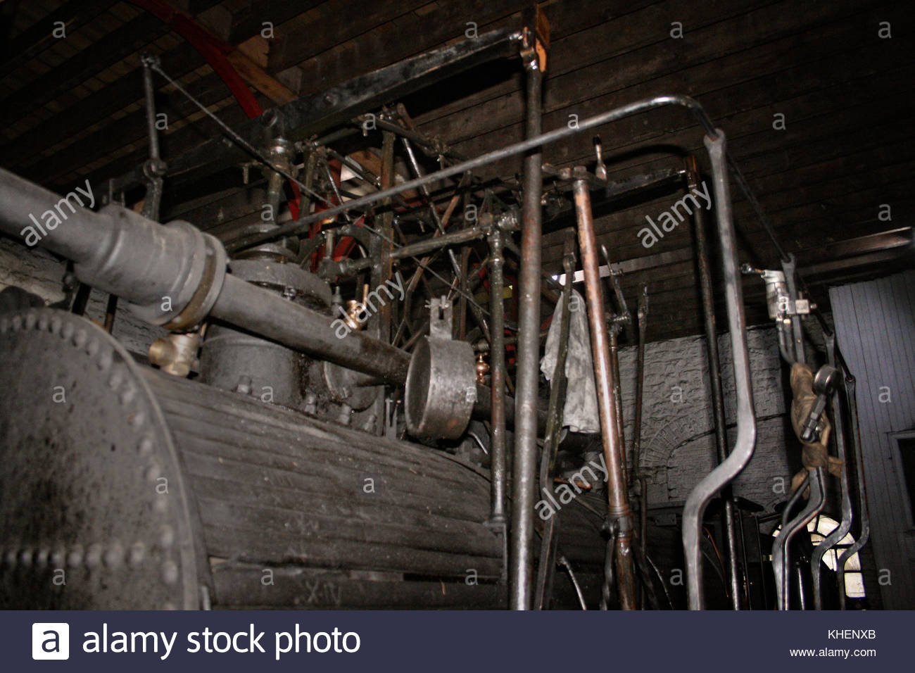 Puffing Billy Train - © Doc Braham; All Rights Reserved - Stock Image