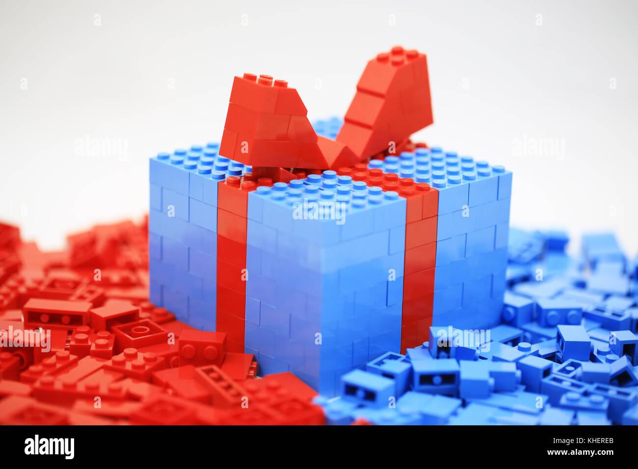 Lego Box Stock Photos Lego Box Stock Images Alamy