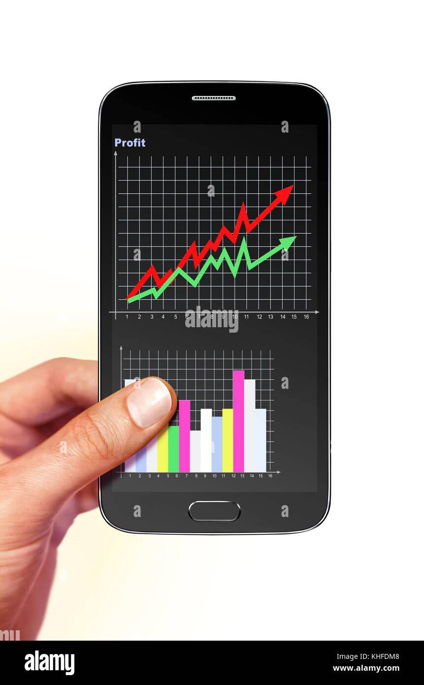 Smartphone Diagram Stock Photos Smartphone Diagram Stock Images