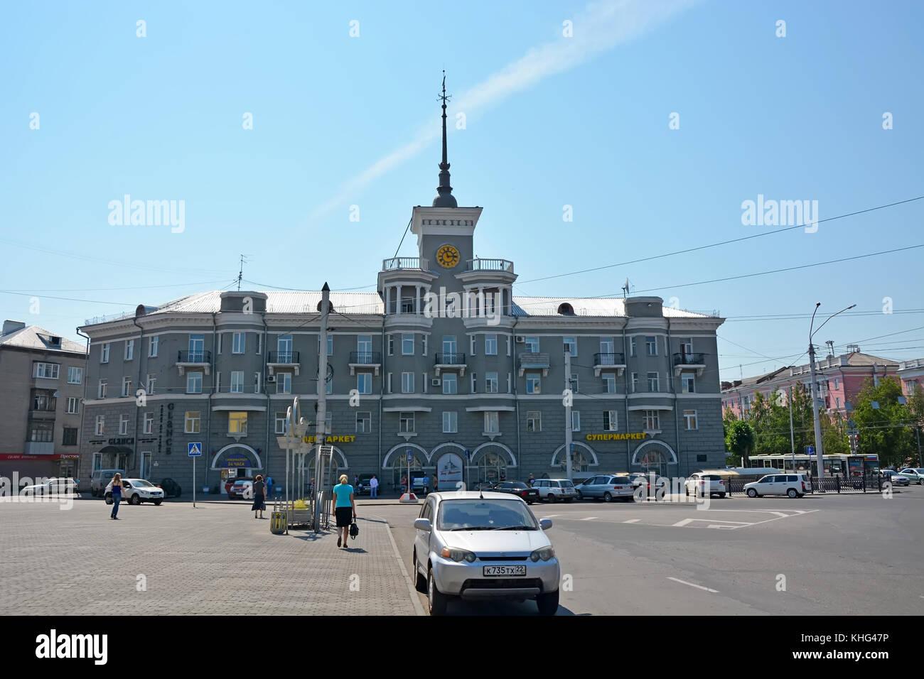 Famous transport companies of Barnaul 23