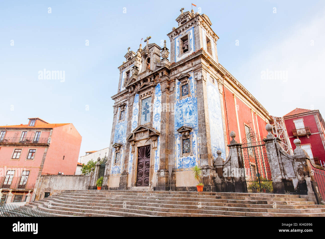 Porto city in Portugal - Stock Image