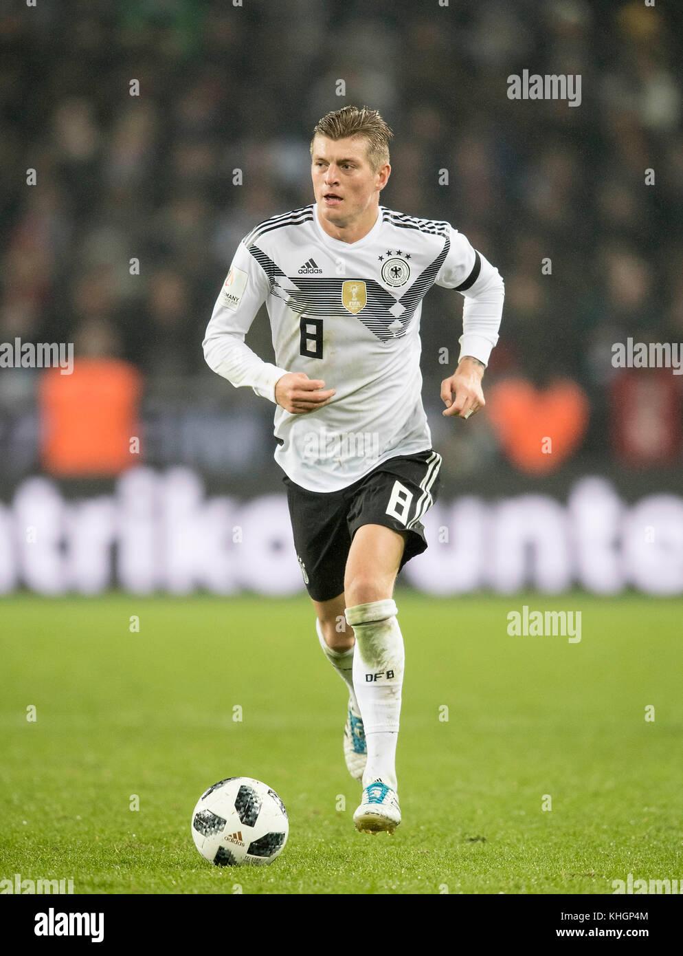 Koeln Deutschland 14th Nov 2017 Toni Kroos Ger Aktion