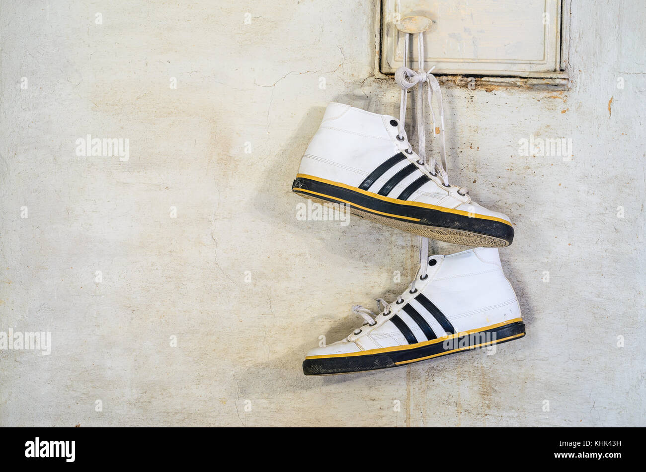 57818bad9fb79d Adidas Sneakers Stock Photos   Adidas Sneakers Stock Images - Alamy