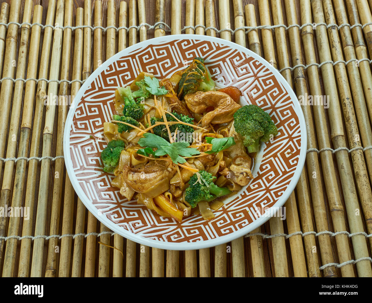 how to make sauce for chicken chop suey