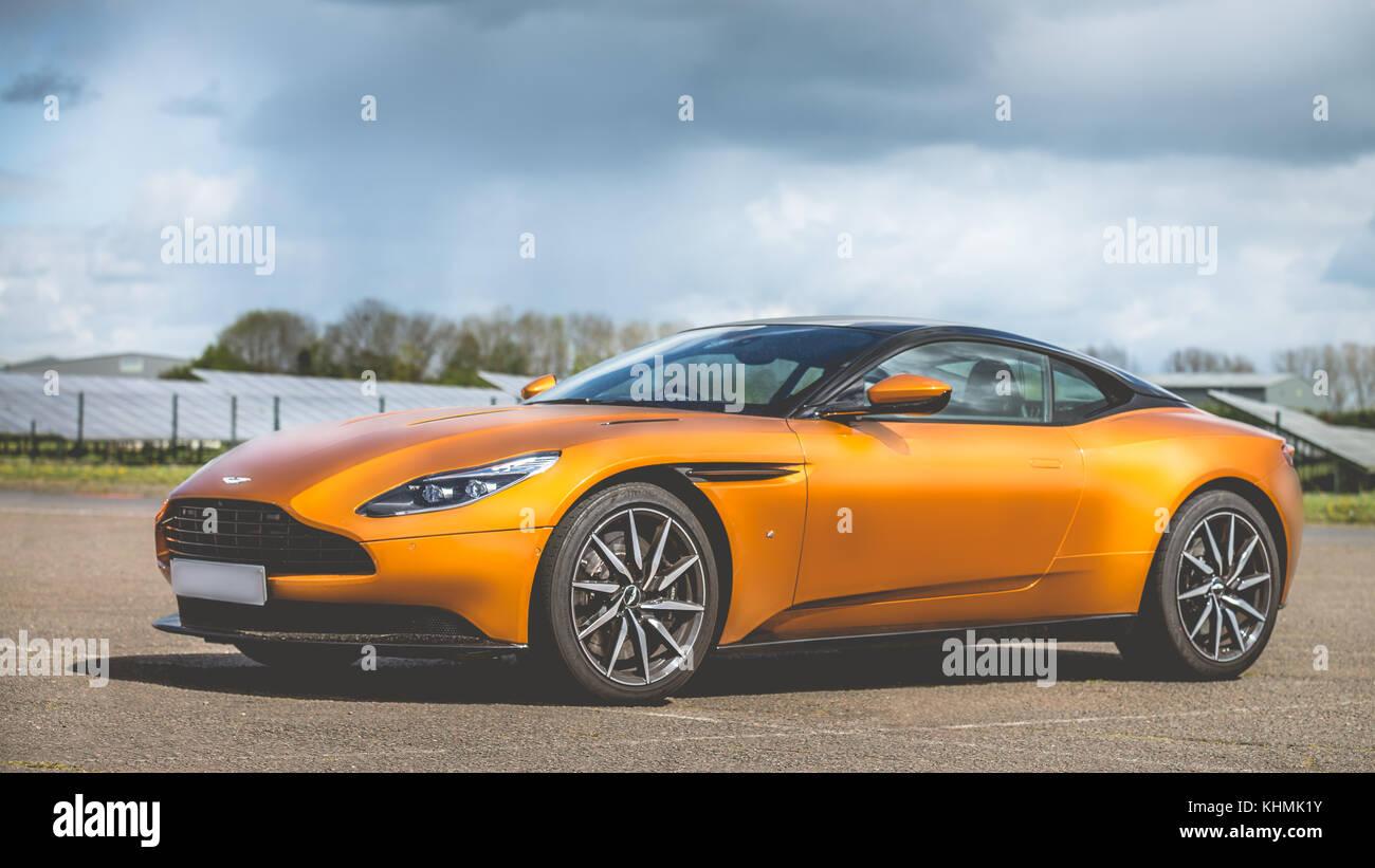 Aston Martin DB11 - Stock Image