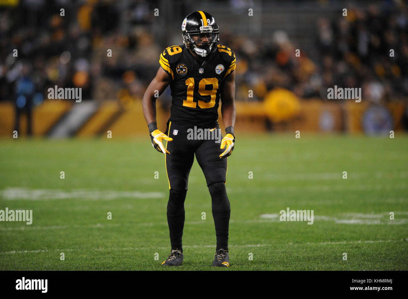 Juju Smith Schuster >> Juju Smith Schuster Stock Photos & Juju Smith Schuster Stock Images - Alamy