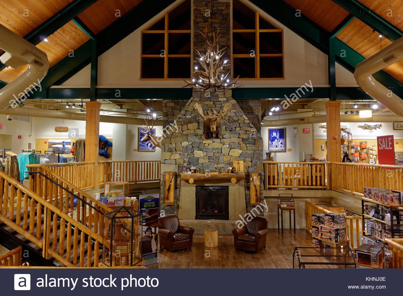 Maine Freeport Stock Photos & Maine Freeport Stock Images - Alamy