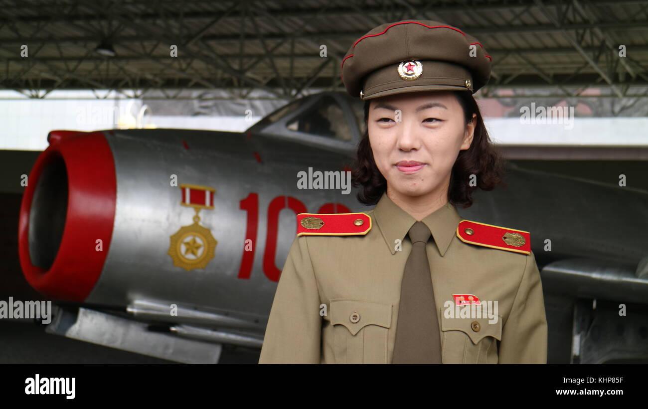 North Korea DPRK - Stock Image