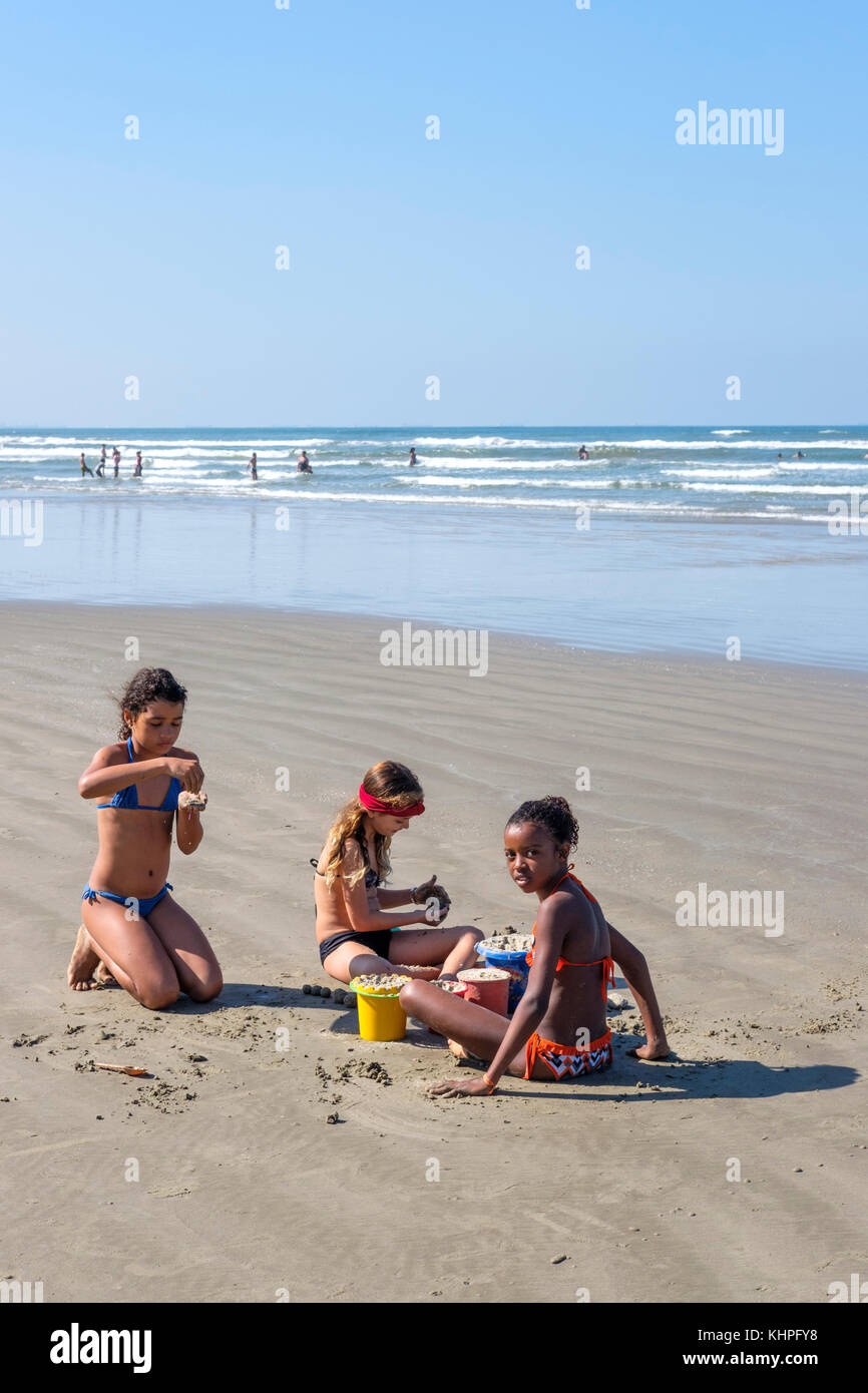 Brazilian Teen Nudists