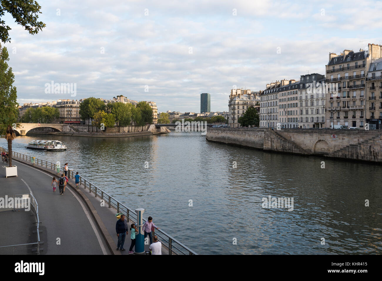 Miscellaneous images of Paris. Landmarks, tourist sights, buildings Stock Photo