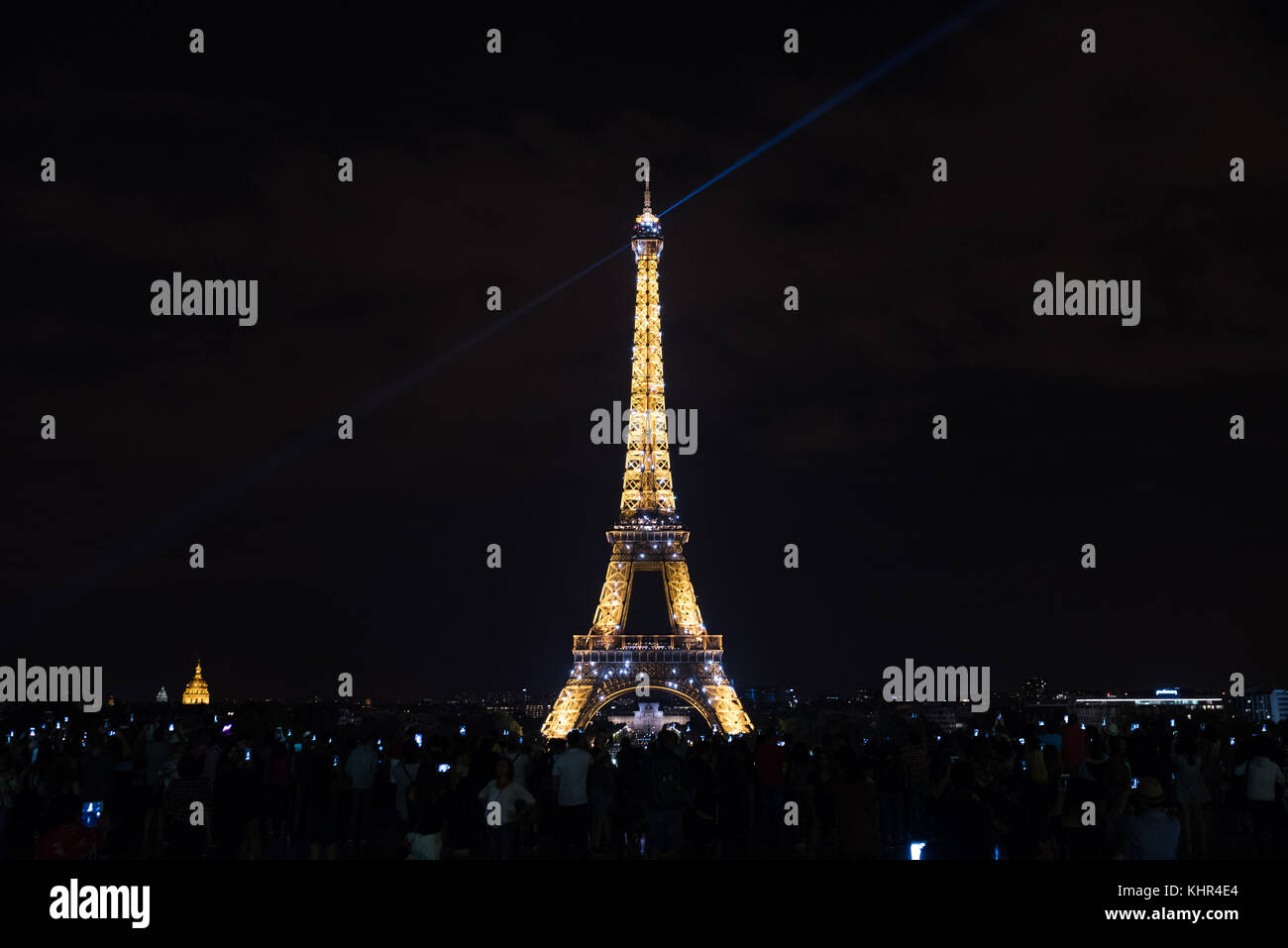 Miscellaneous images of Paris. Landmarks, tourist sights, buildings Stock Photo