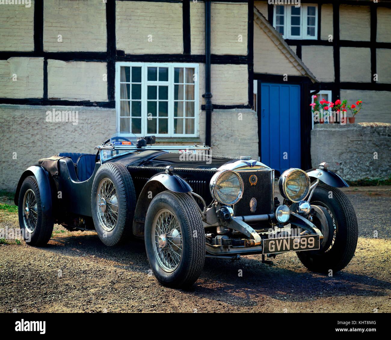 CLASSIC CARS: Invicta S-Type 1932 - Stock Image