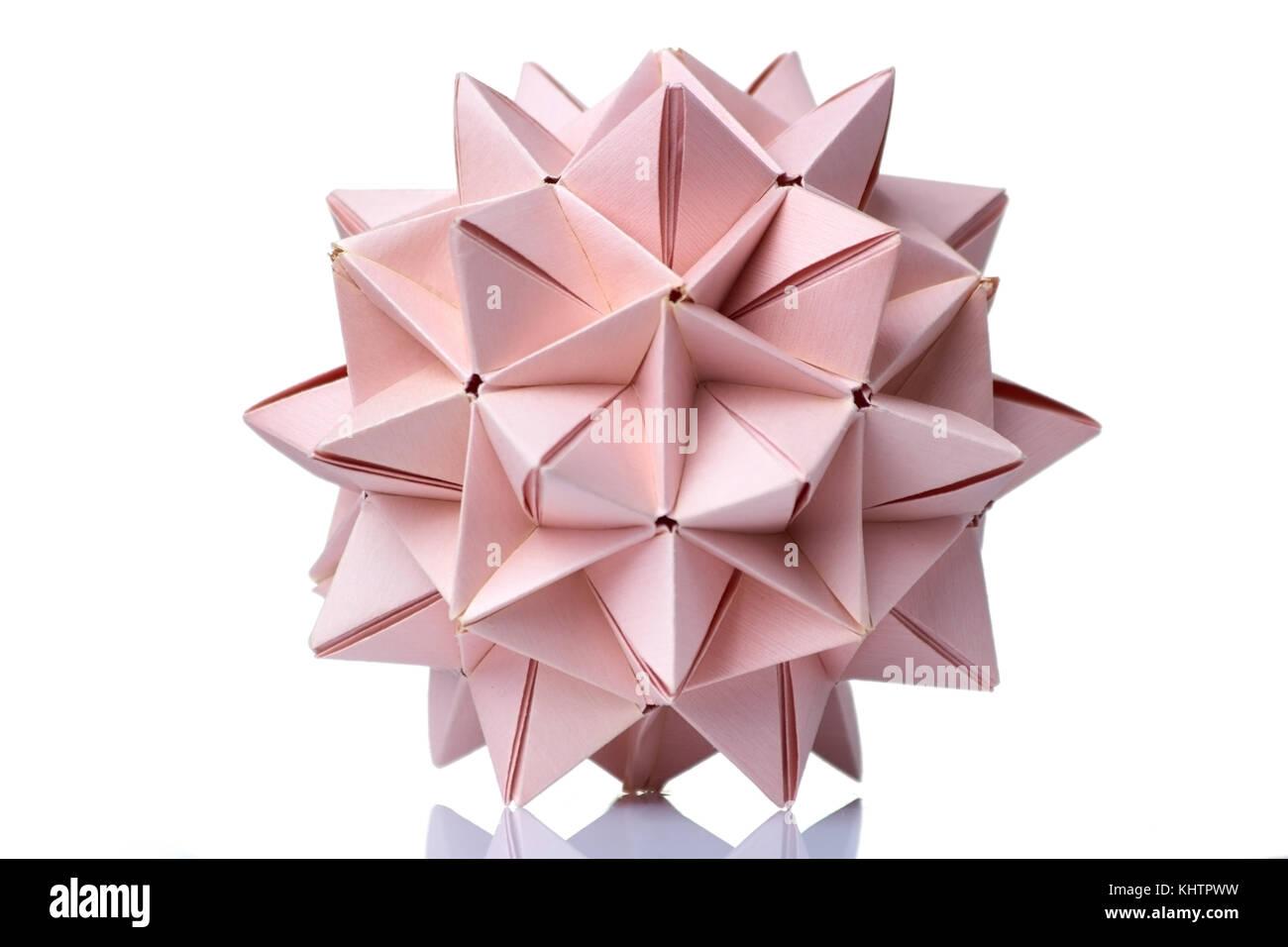 origami transforming spike ball showcase - YouTube   956x1300