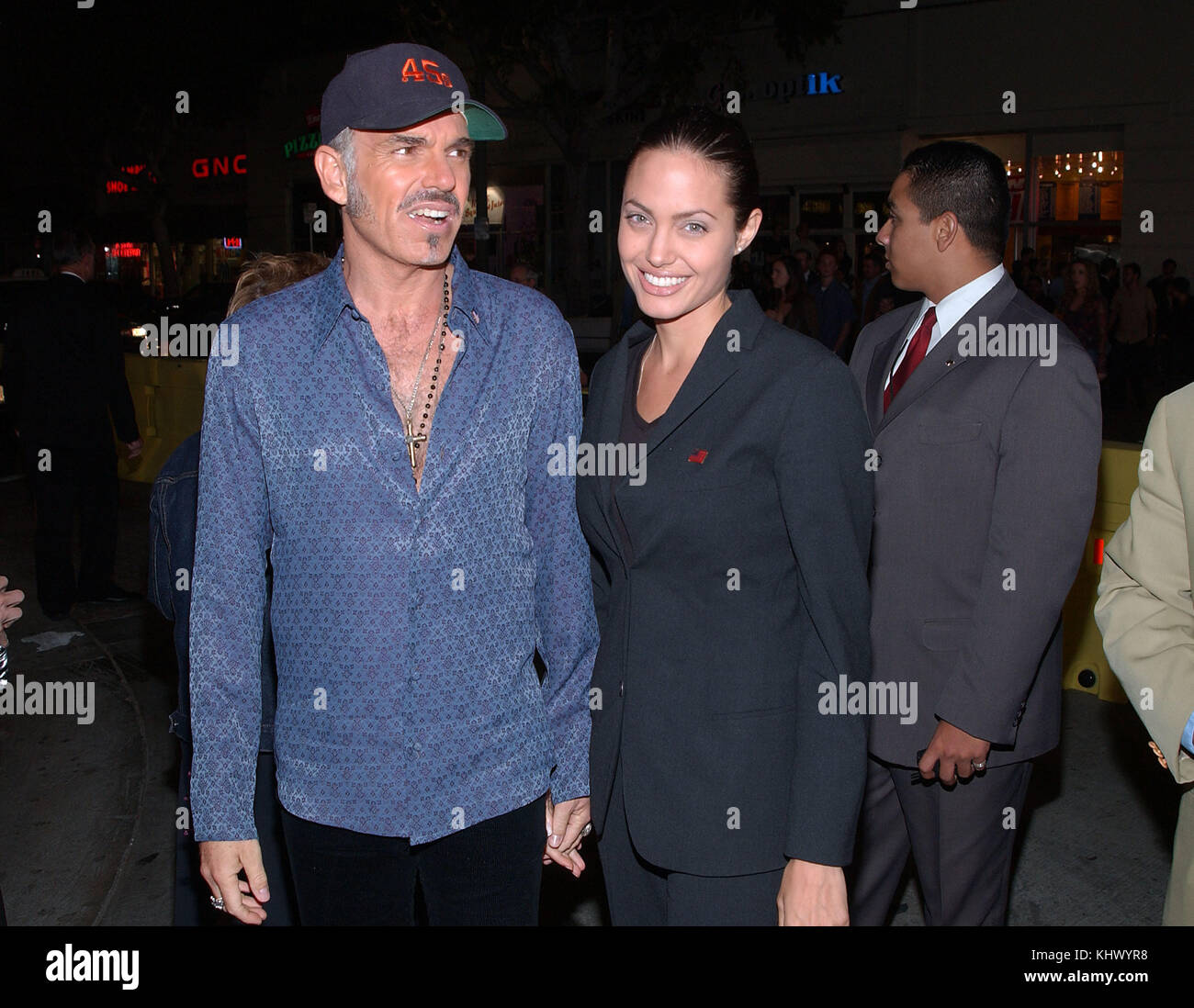 Angelina Jolie And Billy Bob Thornton Actor Actress