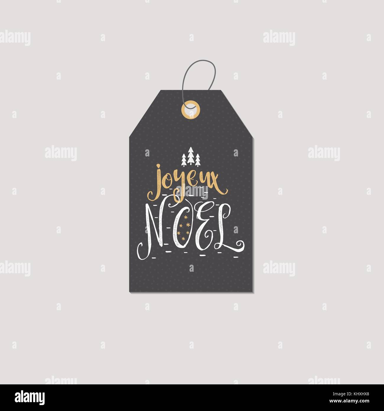 Merry Christmas In French Stock Photos & Merry Christmas In French ...
