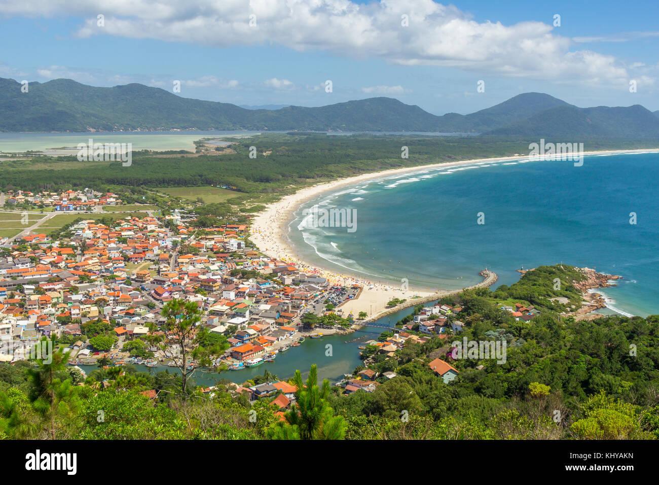 Barra da Lagoa | Florianópolis | Brazil - Stock Image