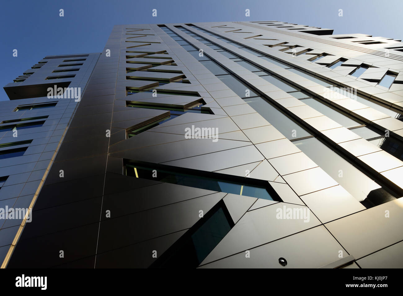 Five Broadgate circle, City of London, London E1, United Kingdom - Stock Image