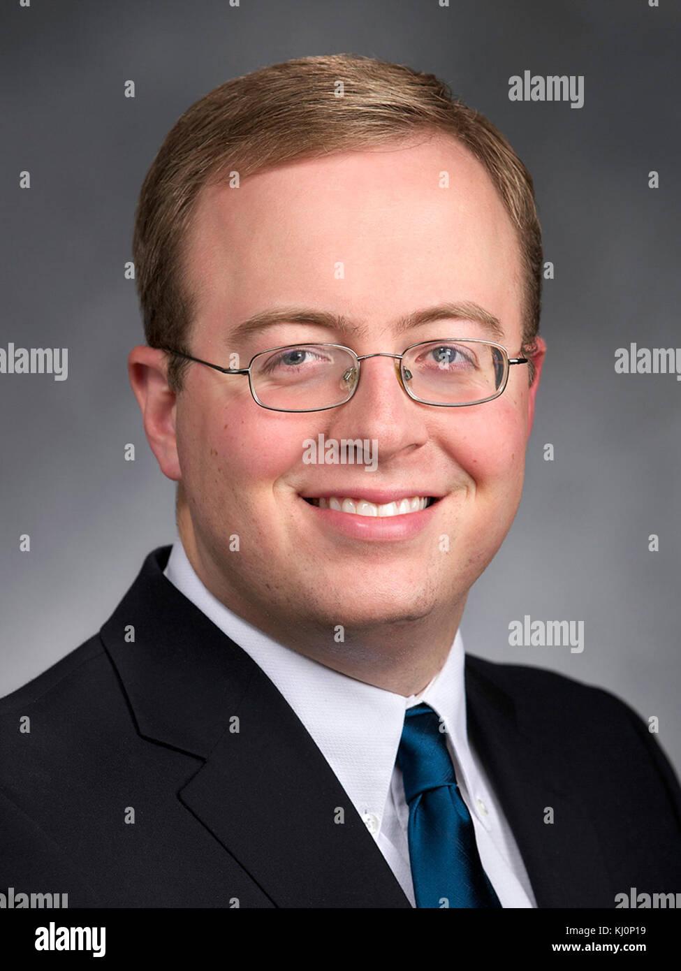 Nathan Schlicher - Stock Image