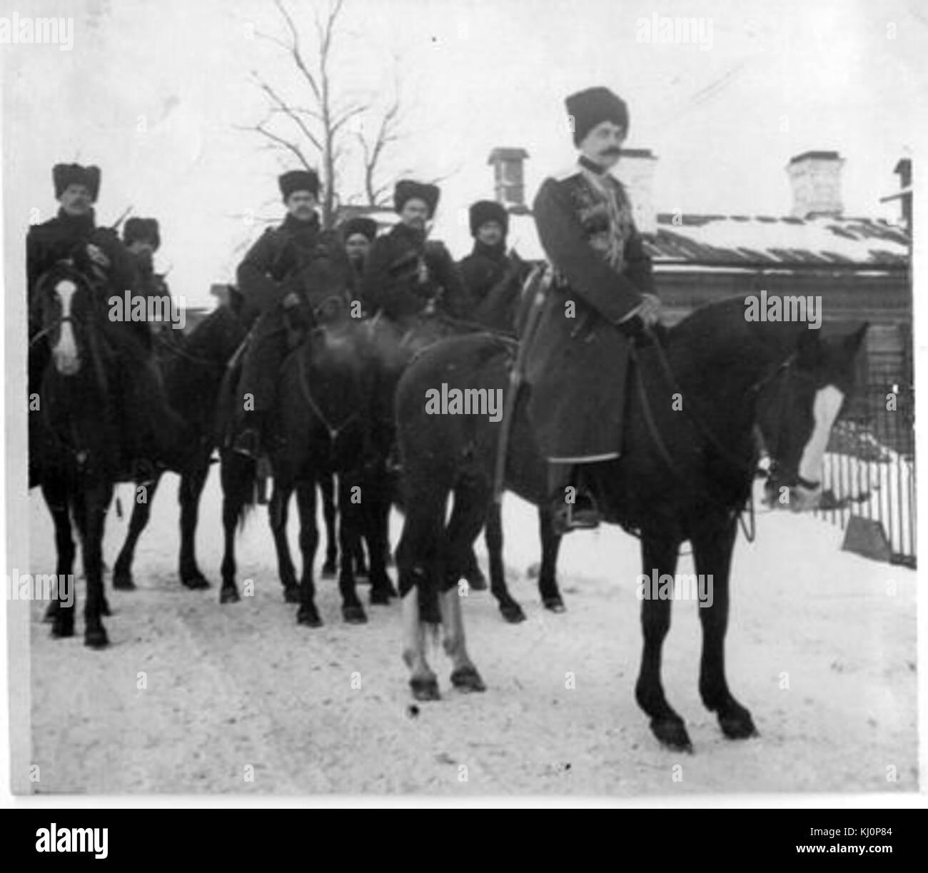 Historical photos of Azerbaijani - 12 - Stock Image
