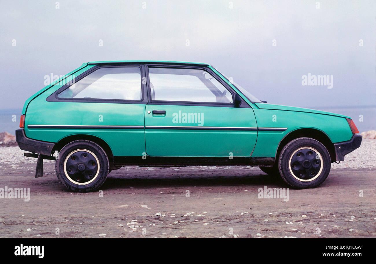 1988 Zaz 1102 Tavria
