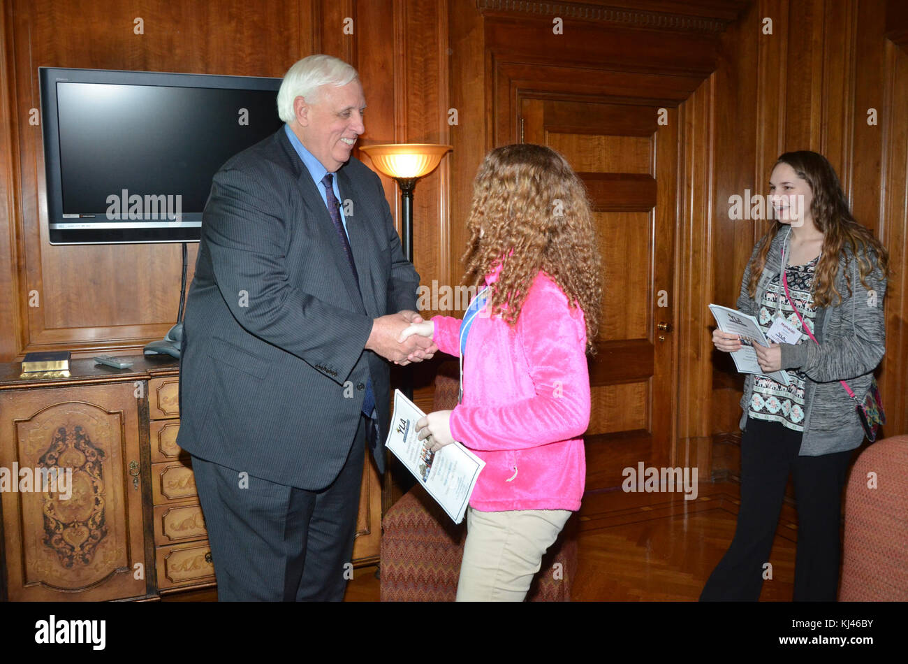 Jim Justice DSC 3416 (33347473795) - Stock Image