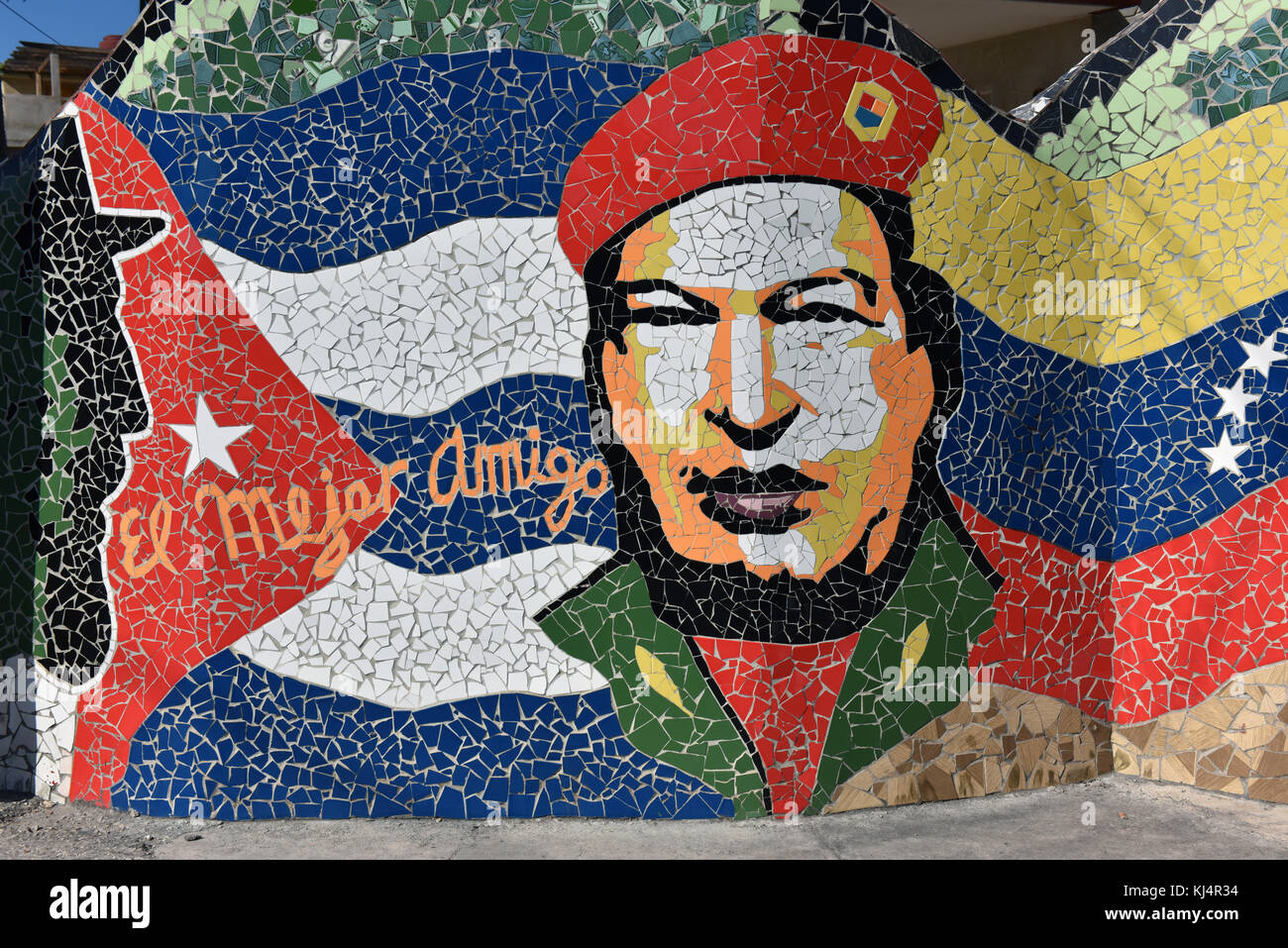 Fusterlandia Cuba - Stock Image