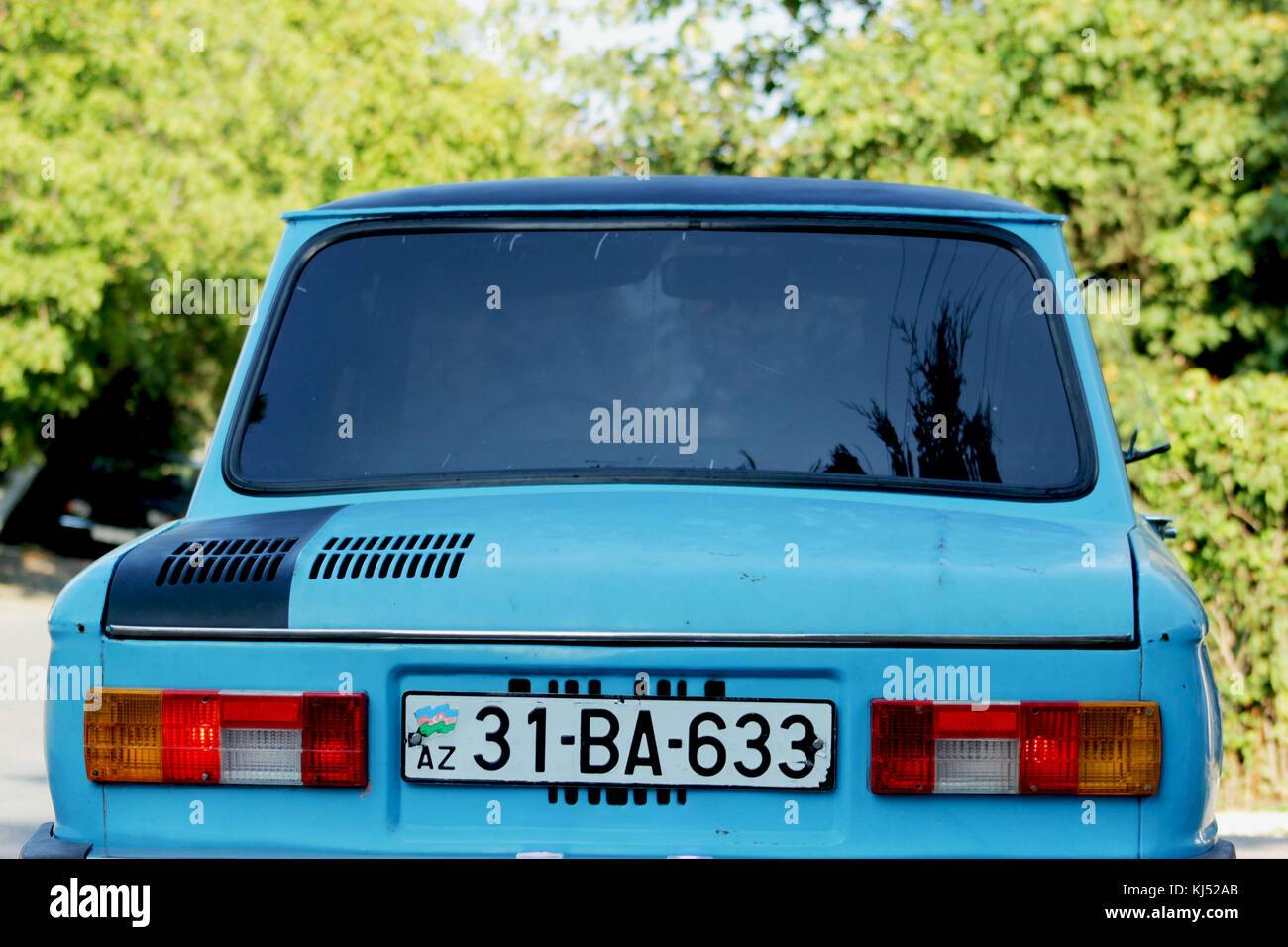 Soviet Transport - Stock Image