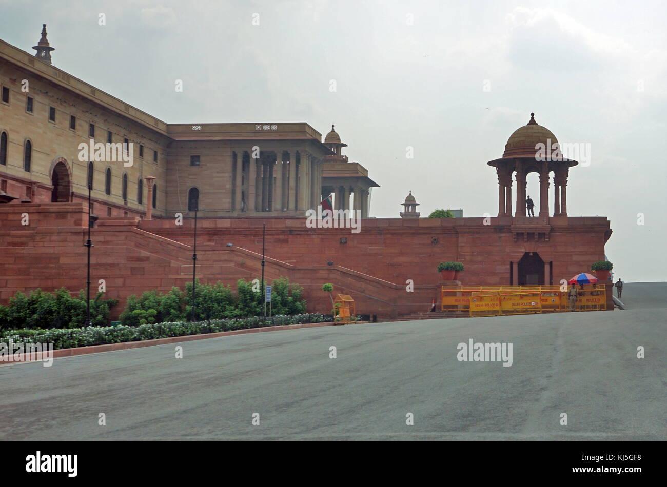 North block secretariat building stock photos north block secretariat building stock images - Cabinet secretariat govt of india ...