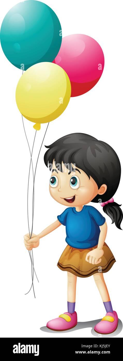 Stationery - Balloons And Confetti Stock Photos - Image: 1607183   Happy birthday  clip art, Birthday background, Birthday clips
