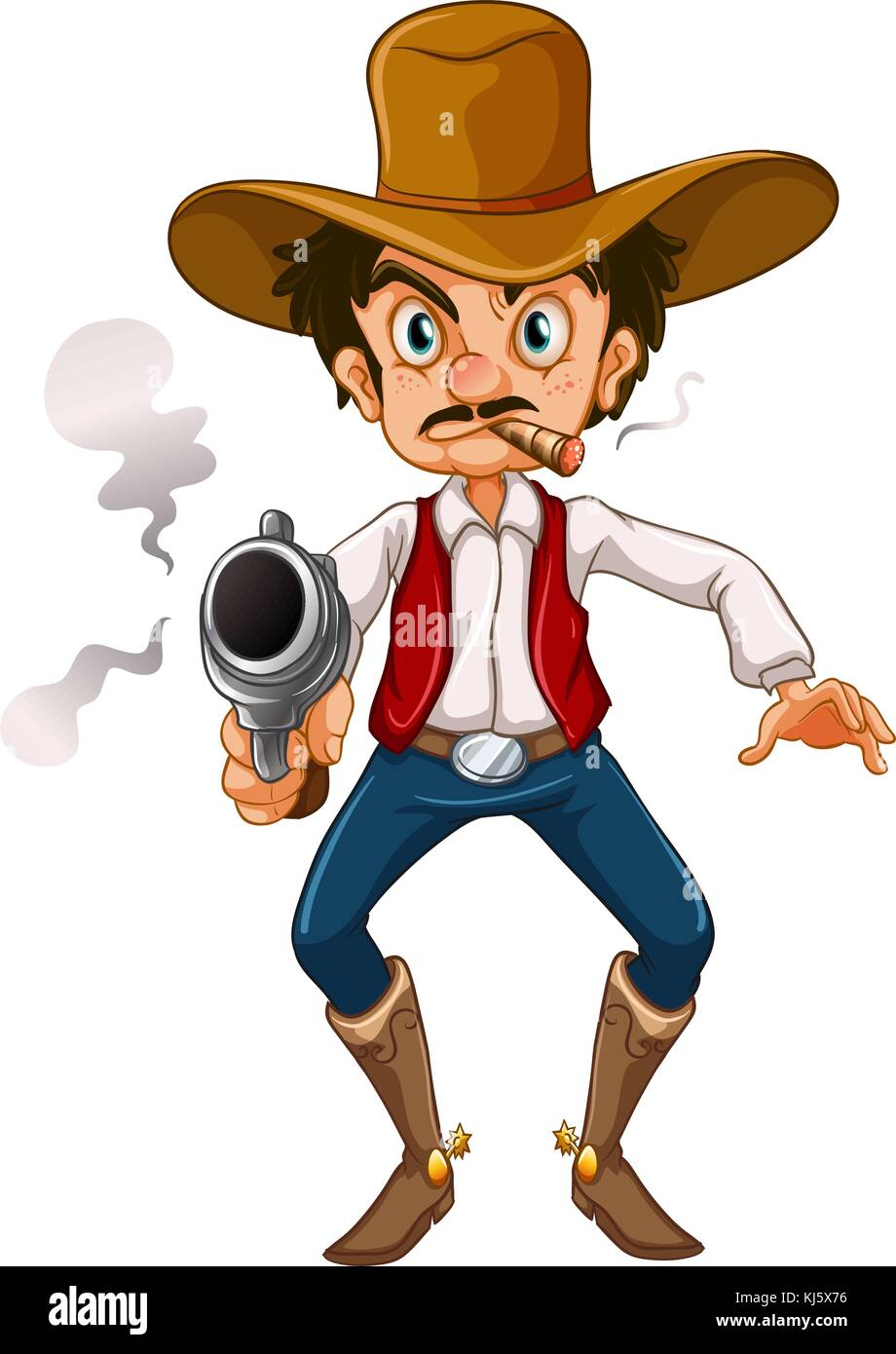 Pistol Robinson vs Silver Bullett