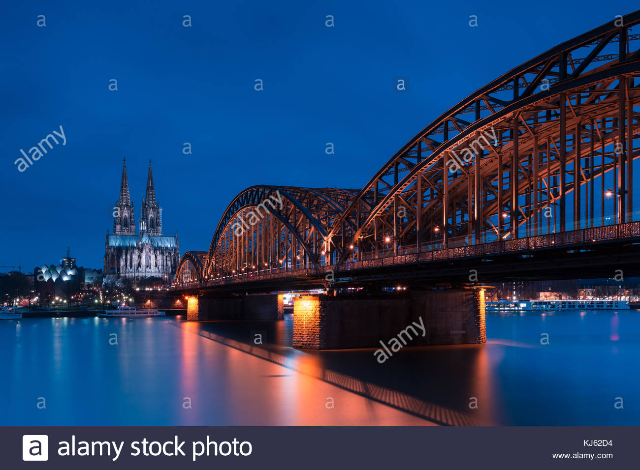 Cologne - Stock Image