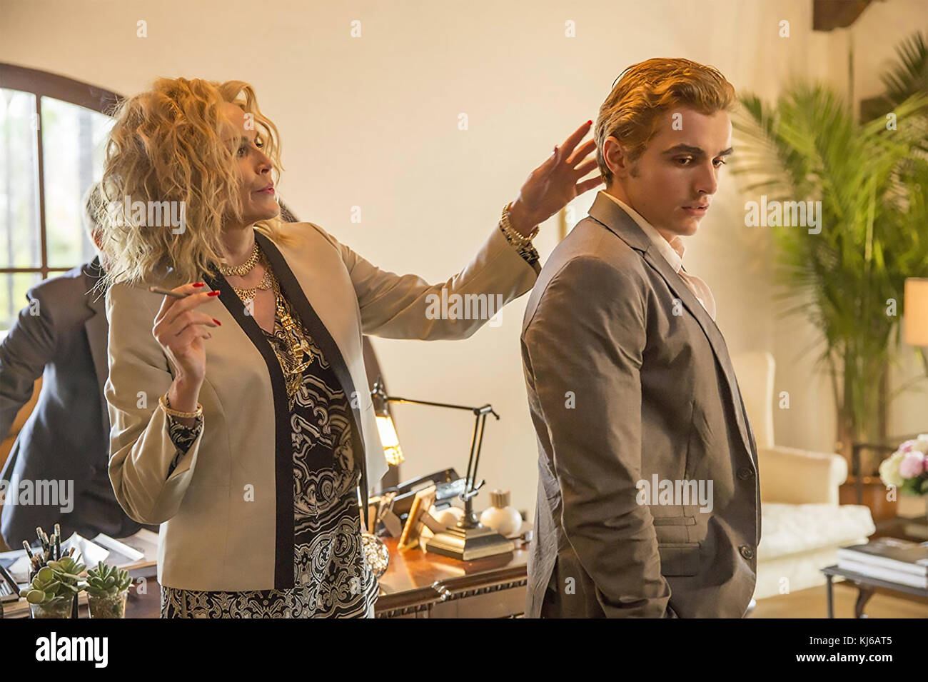 THE DISASTER ARTIST 2017 New Line Cinema film with Sharon Stone and Dave Franco Stock Photo